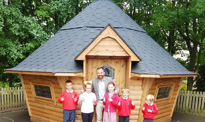 All about arctic cabins for schools