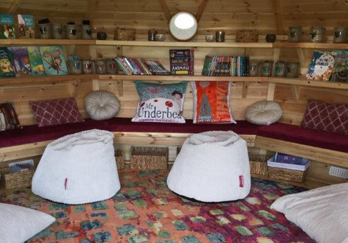 Outdoor learning ideas with Cabins for Schools